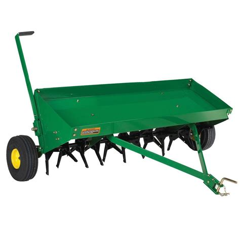 Home Depot Aerator by Deere 48 In Tow Aerator Pa 48jd The