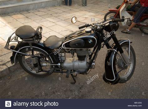 Alte Motorrad Motoren by Bmw Motorbike Stockfotos Bmw Motorbike Bilder