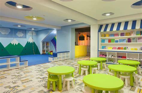 interior design how to kindergartenlassroom empty romania kindergarten stock image image of indoor furniture
