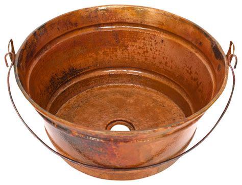 copper vessel sinks bathroom round vessel bathroom copper sink rustic bathroom sinks by artesano copper sinks