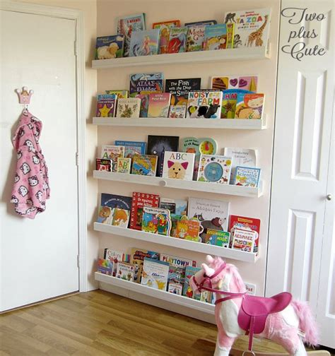 diy bookcase ledges for our nursery hometalk