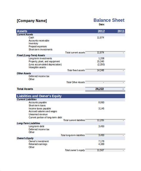 Free Bank Statement Templates 10 Balance Excel Word Template Section Bank Account Statement Template