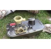 Briggs &amp Stratton 35 Classic Changement Des Membrane Et Ressort Carbu