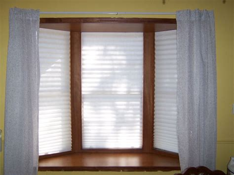 Shades For Bay Windows Blinds For Bay Windows Home Interior Design