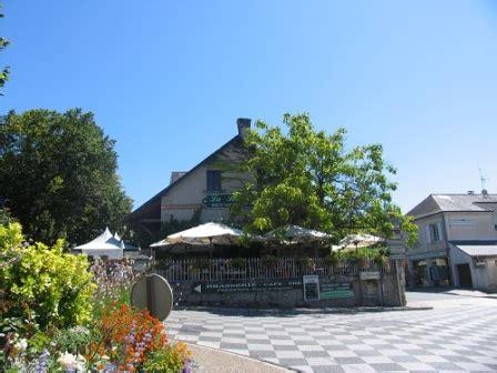 Azay Le Rideau Restaurant by Castle Azay Le Rideau
