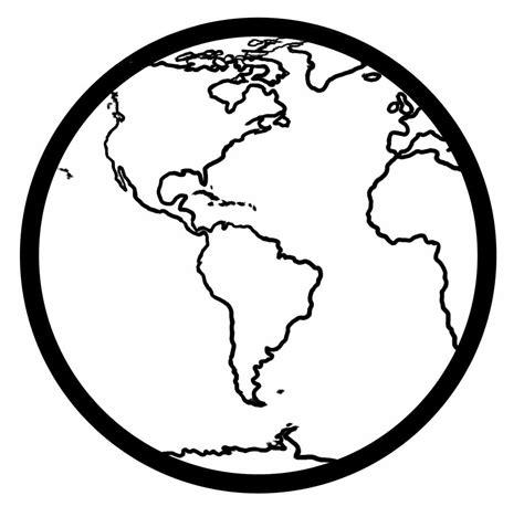 imagenes blanco y negro de la tierra la tierra para dibujar imagui