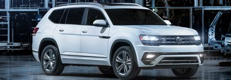 2018 Volkswagen Atlas R Line Package Features