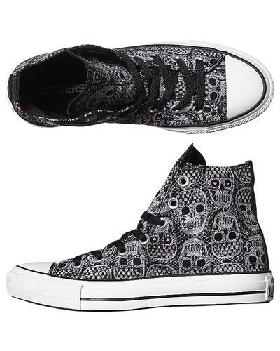 Converse Chuck All Speciality Hi Black Si jets shoes and sneakers on