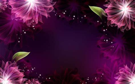 Abstract Purple Flower Hd Wallpaper Purple Flowers Purple Flower Backgrounds Graphicpanic
