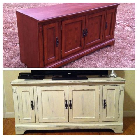 chalk paint tv stand pin by jodi griffis on home sweet home