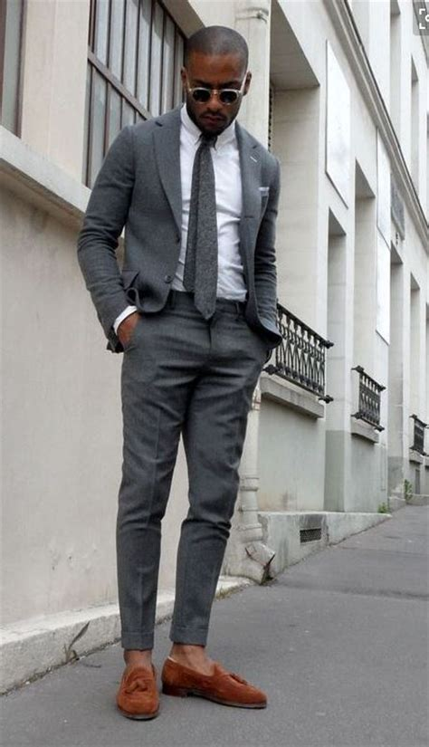light charcoal grey suit our guide to what shoes to wear with a suit