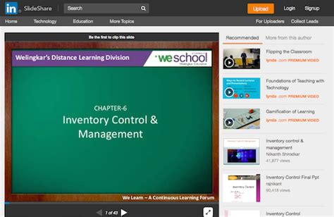 Review Of Literature On Inventory Management For Mba by Review Of Literature On Inventory Management