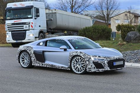 New Audi R8 2018 by 2019 Audi R8 V6 Rumored To Debut At 2018 New York Auto