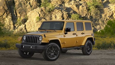 Looking Jeeps Unofficially Confirmed Next Jeep Wrangler Getting 8 Speed