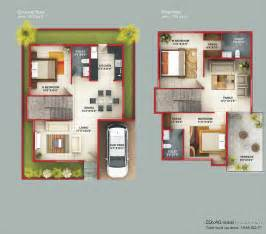 House Plans With Apartment Attached 3 Bedroom Independent House For Sale In Concorde Napa