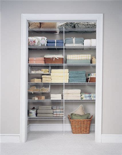 Closet Wire Shelving by Wire Shelving