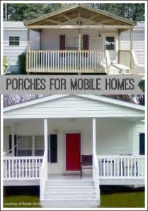 manufactured homes with front porches