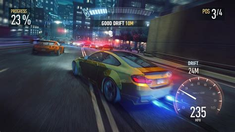 speed android need for speed no limits d 233 marre sa course sur android frandroid