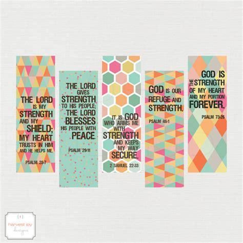 printable bookmarks inspirational items similar to inspirational printable bookmarks