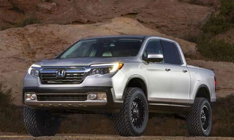 honda truck lifted 2017 honda ridgeline lifted