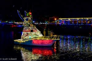 dana point christmas boat parade 2017 boat parades illuminate the final stretch of 2017 the log