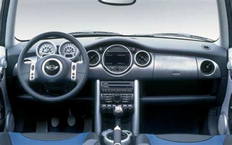 small engine service manuals 2006 mini cooper instrument cluster 2003 mini cooper s review price specs road test motor trend