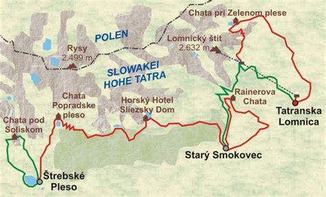 Motorradfahren Hohe Tatra by Hohe Tatra Wanderung Durch Das Kleinste Hochgebirge