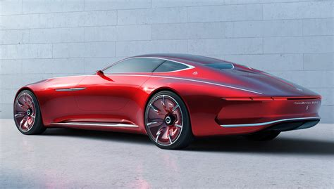 Maybach Concept Car by Will The All Electric Mercedes Maybach 6 Could Be A Rolls