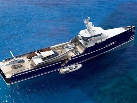 how long can i finance a boat the latest trend in yachts is a support yacht to carry