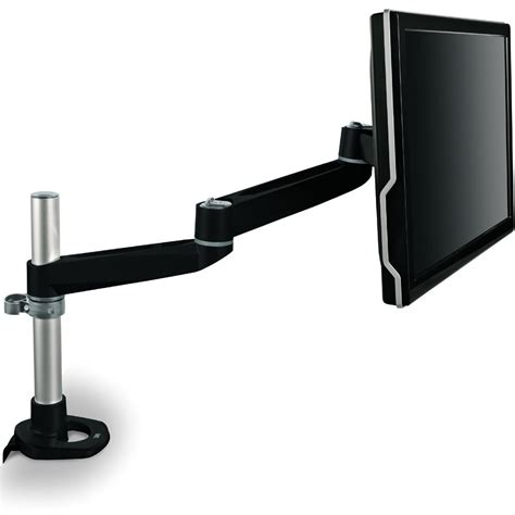 Desk Mounted Monitor Arm by 3m Ma140mb Mechanical Adjust Desk Mounted Single Monitor Arm