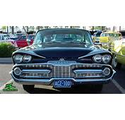 Frontview Of A 1959 Dodge Coronet Hardtop Coupe