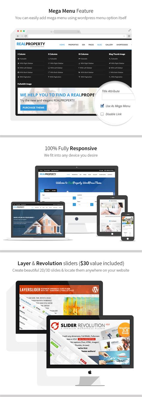 Maine Real Property Records Real Property Responsive Real Estate Wp Theme The Best Free And Premium