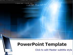 free business templates for powerpoint free technology powerpoint templates wondershare ppt2flash