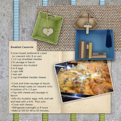 scrapbook layout recipe 97 best images about food recipe scrapbook layouts on