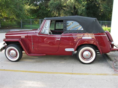 1949 willys jeepster 1949 willys jeepster sold vantage sports cars