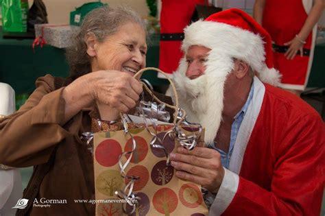 christmas elderly the senior santa shoebox is spreading amongst south africa s elderly