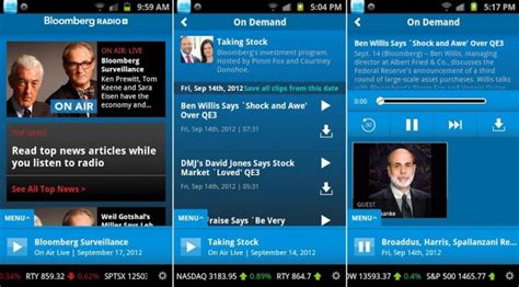Finance Newsletter Names bloomberg radio hits play quot 24 7 access to the