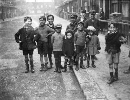 mixed race children as problem timeline mix d: museum