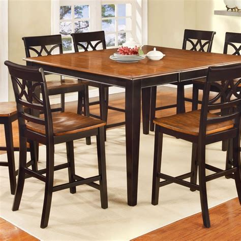 chesapeake ii dining room counter torrington ii counter height dining set cm3552 both