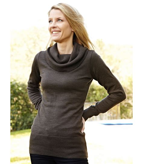 Cowl Neck Sweater on sale s merino wool cowl neck sweater made in