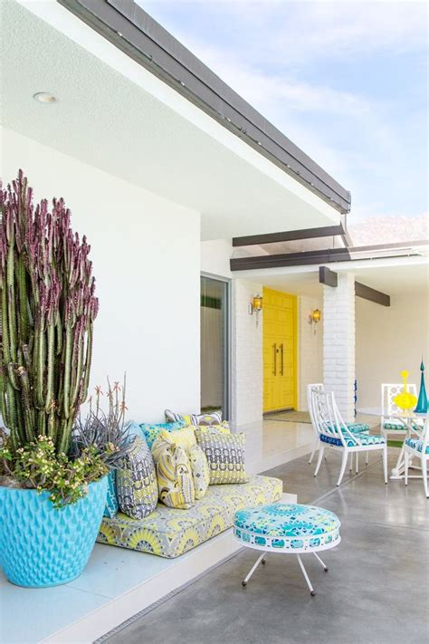 interior design home tour palm springs 25 best ideas about desert homes on bedspread