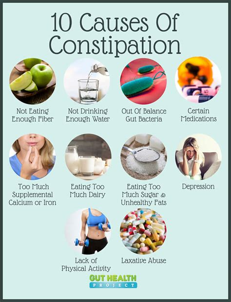 constipation health secrets