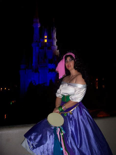 Dress Kostum Princess Disney Premium Size 8 12y esmeralda by pikabellechu on deviantart