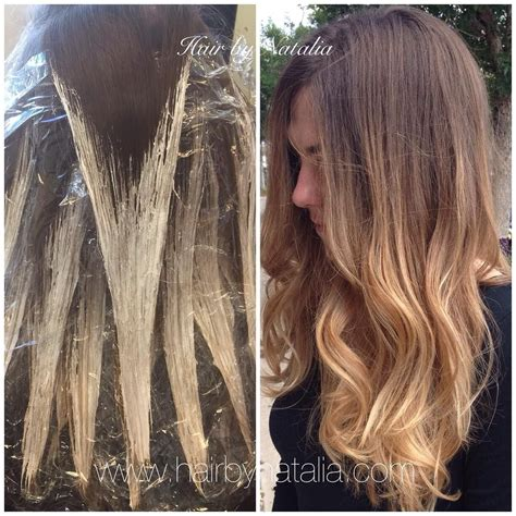 painting hair color balayage hair color painting best technique for seamless