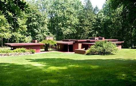 What Style Of Architecture Is My House by New Jersey S Oldest And Largest Frank Lloyd Wright House