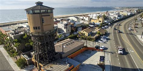 Pch Water Tower House - you can rent this converted water tower beach house