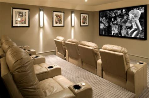 simple home theater design concepts 15 beautiful and stylish home theatres