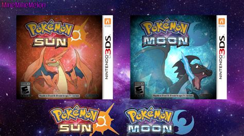 Best Quality Cd Legendaris sun and moon nintendo 3ds box cover by