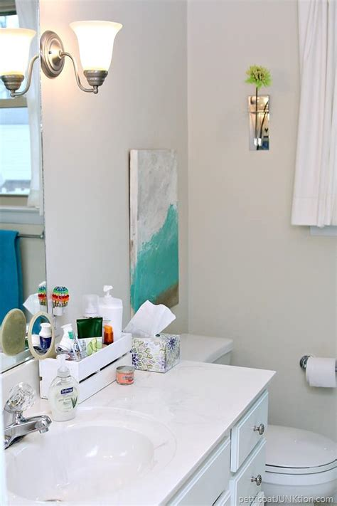 pics of bathroom decor bathroom decorating when the and planets align petticoat junktion