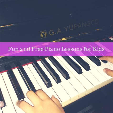 musical keyboard tutorial online fun and free piano lessons for kids the learning basket